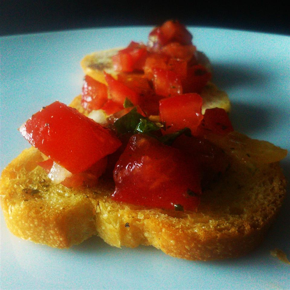 Italian-Style Bruschetta Chef V