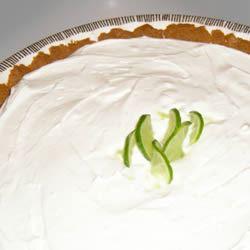 Florida Key Lime Pie