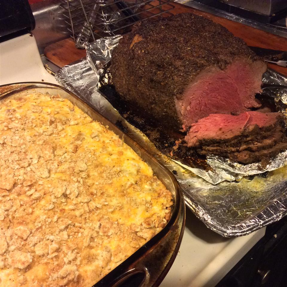 Herb Rubbed Sirloin Tip Roast Thelma Yancey