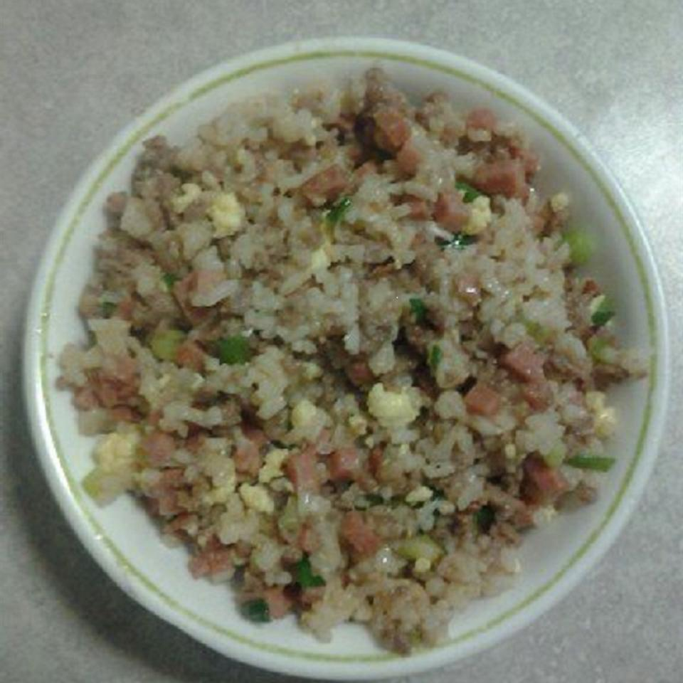 Island-Style Fried Rice Gwen W.