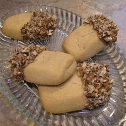 Brown Sugar Shortbread Cookies Debbie Hinds