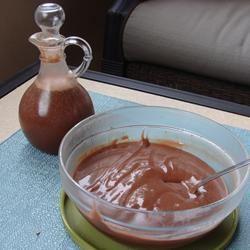 Sue's Hot Fudge Sauce