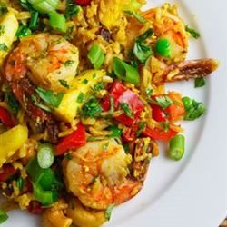 Pineapple Fried Rice Kelly