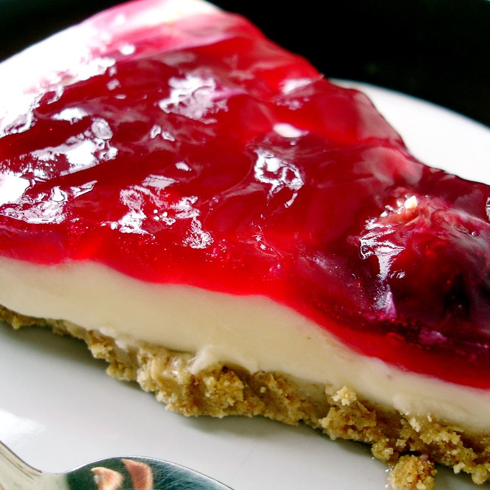 The Best Unbaked Cherry Cheesecake Ever LuCynda