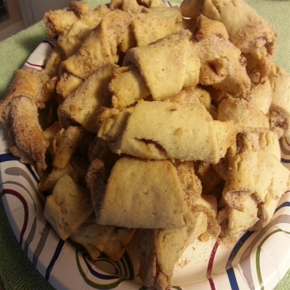 Grandma Womack's Butterhorn Cookies