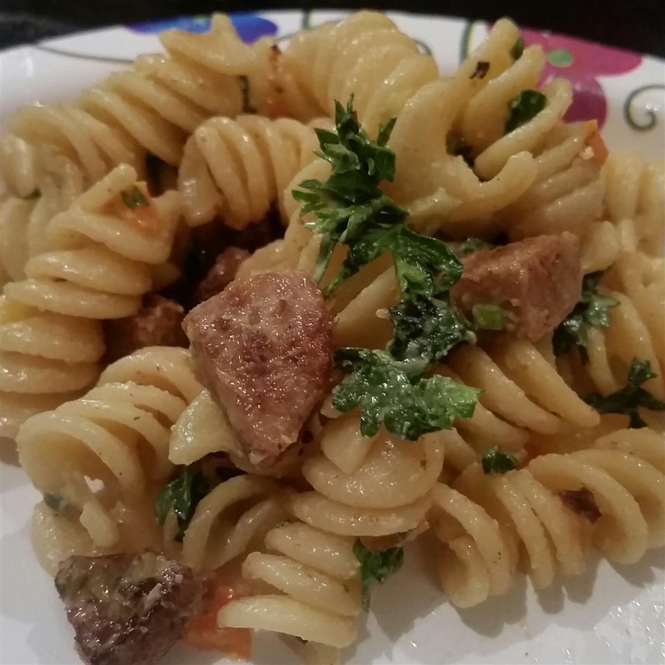 Oktoberfest Pasta Salad