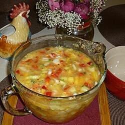 pineapple gazpacho recipe