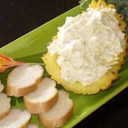 World's Best Cream Cheese and Pineapple Dip fiji chefmom