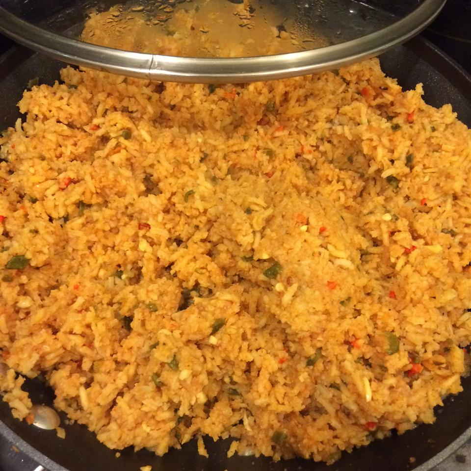 My Favorite Mexican Rice MarciaM