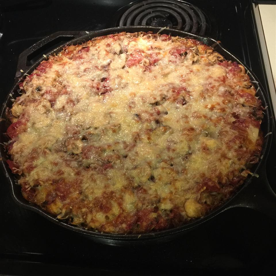 Chicago-Style Pan Pizza