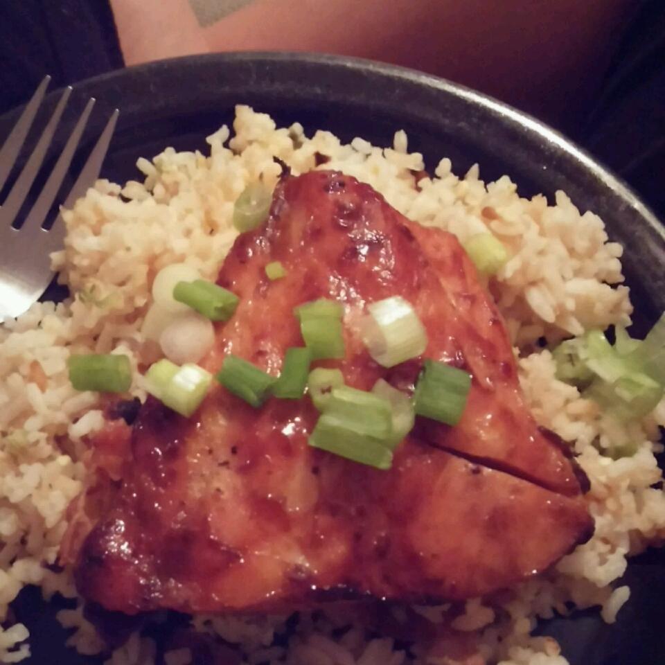 Asian Grilled Chicken Annie