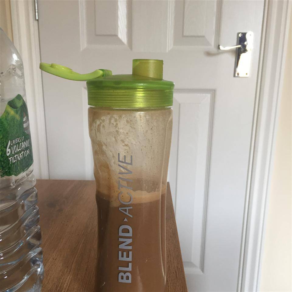 Jumpstart Chocolate Workout Smoothie Louise Love