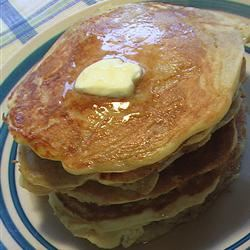 Mom's Buttermilk Pancakes