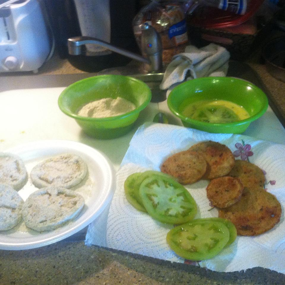 Southern Fried Green Tomatoes Campingpixi