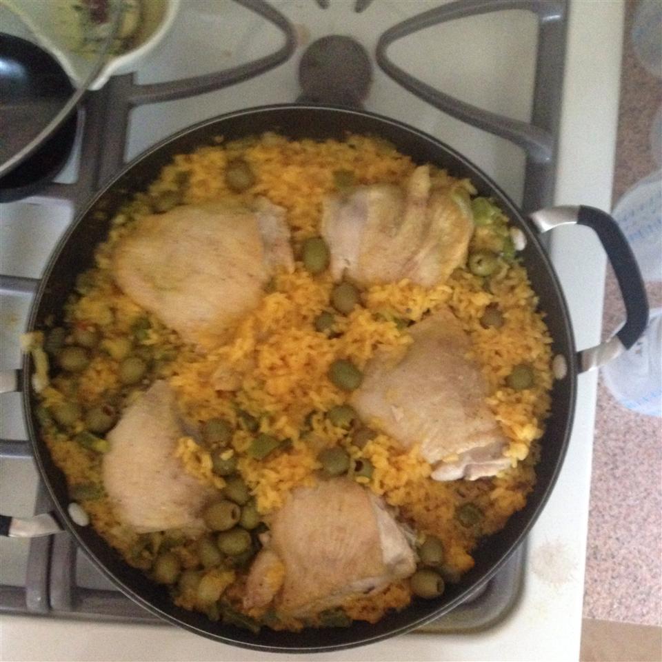 Arroz con Pollo (Chicken and Rice)