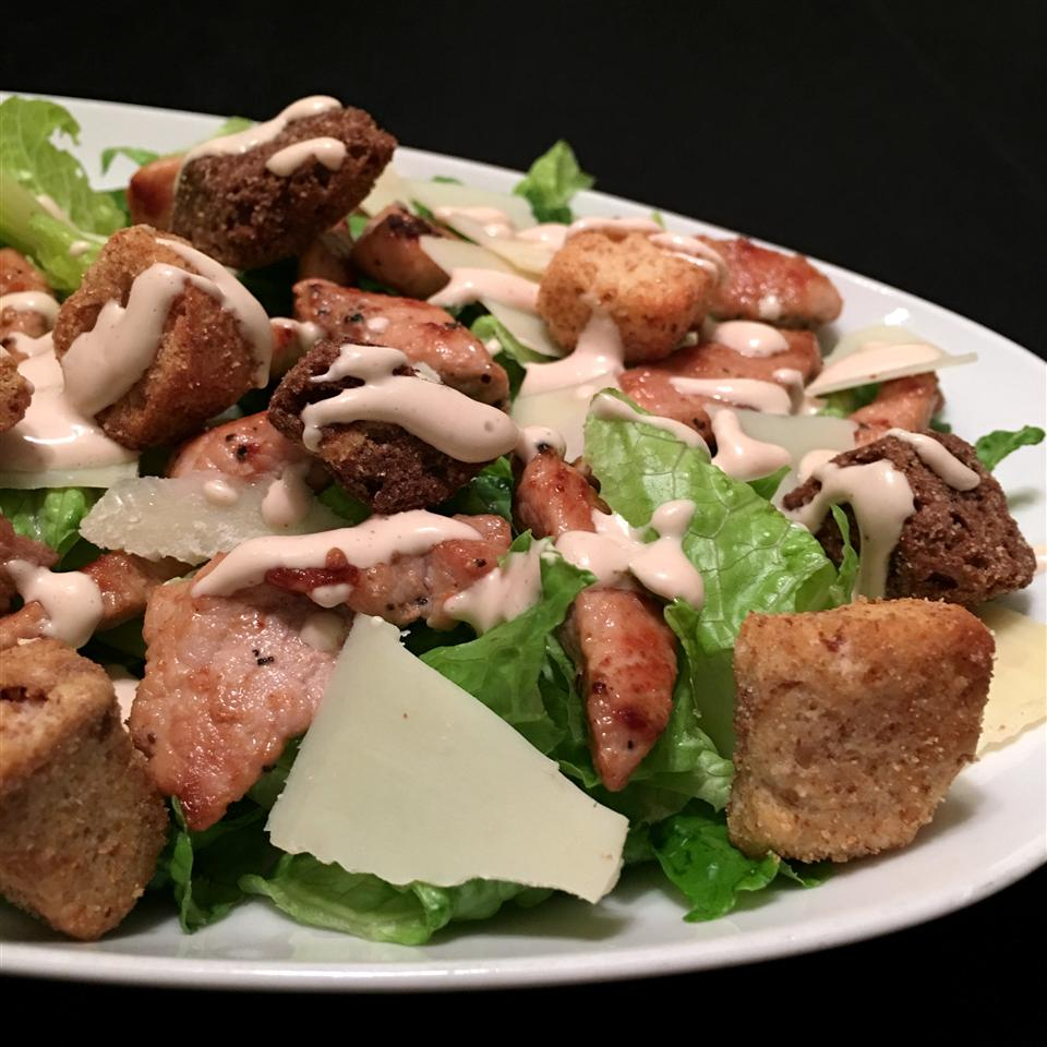 Pork Caesar Salad from Smithfield®