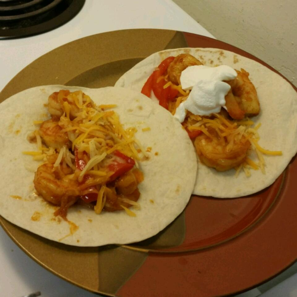 Grilled Shrimp Tacos Trina