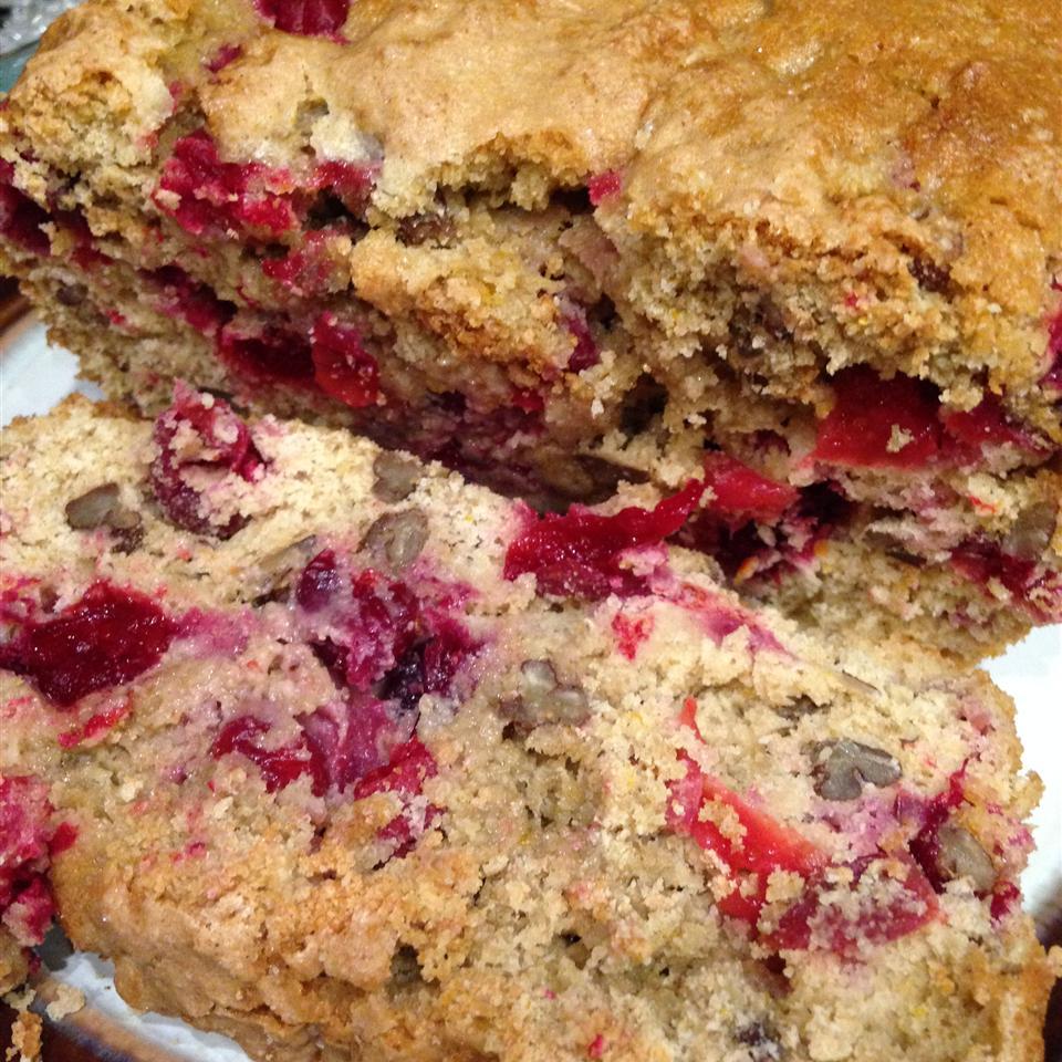Cranberry Nut Bread I JanetLynn