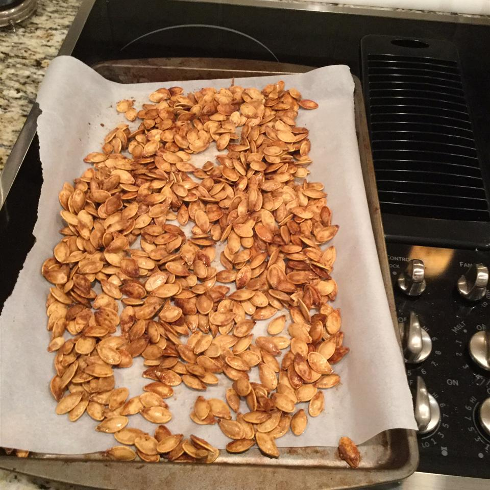 Drunken Pumpkin Seeds Ponawona