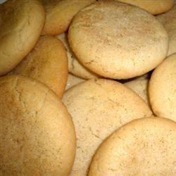 Easy Sugar Cookies