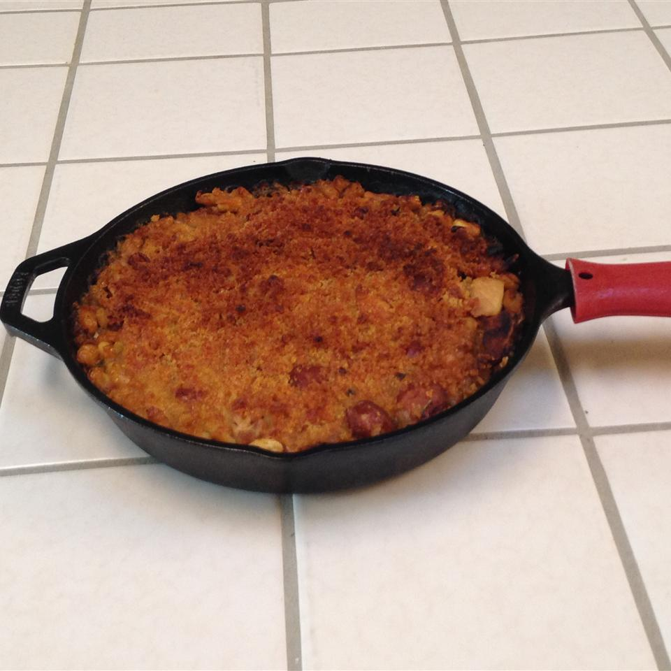 Chef John's Quick Cassoulet Lefty