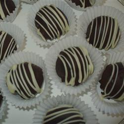 Chocolate Orange Truffles ladybuggs5224