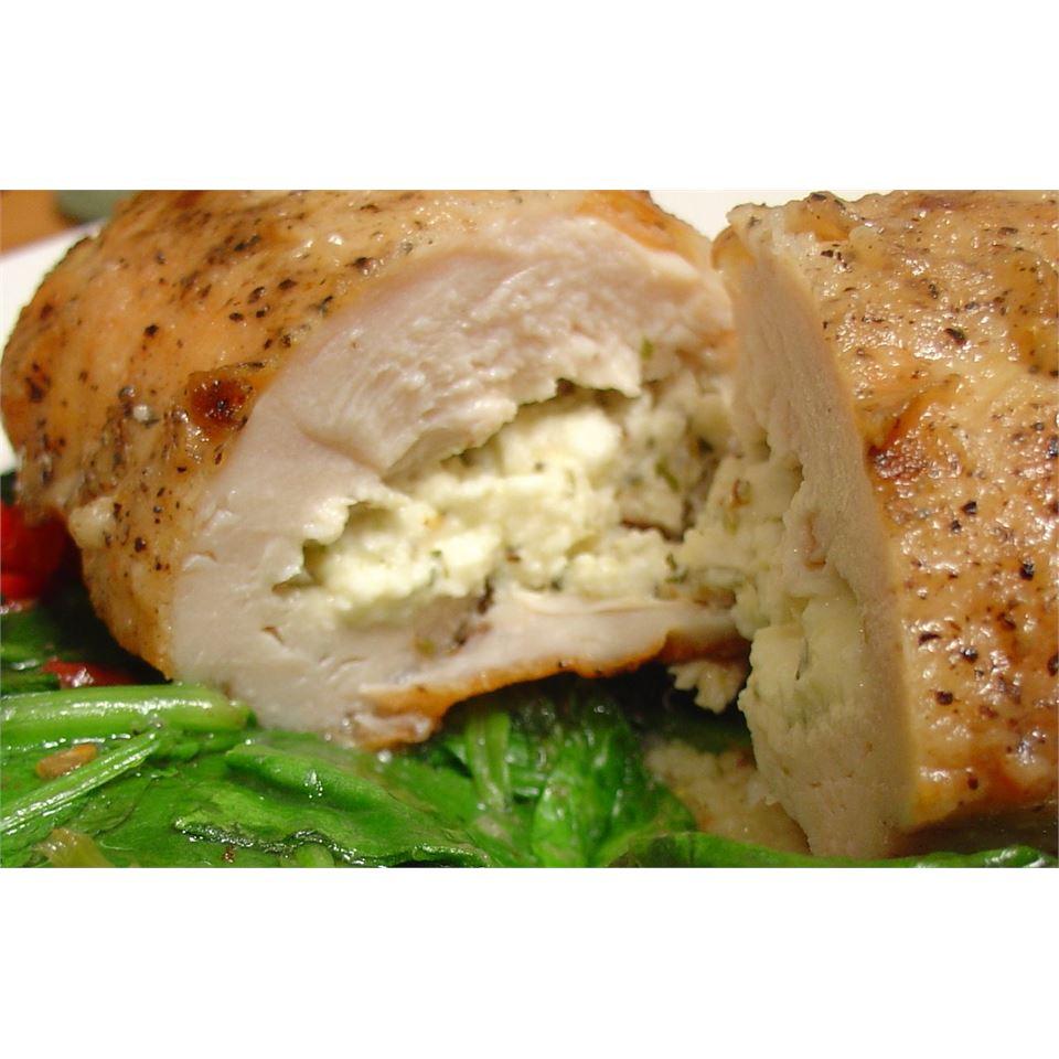 Cousin Cosmo's Greek Chicken