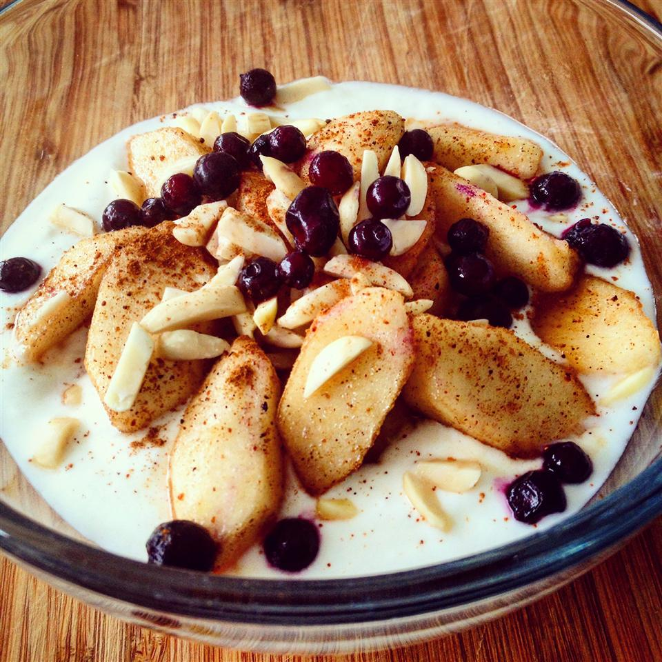 Yummy Yogurt Breaky CoachJen