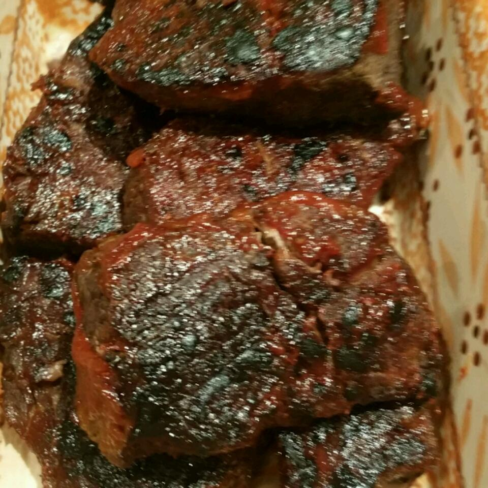 Broiled Short Ribs Victoria