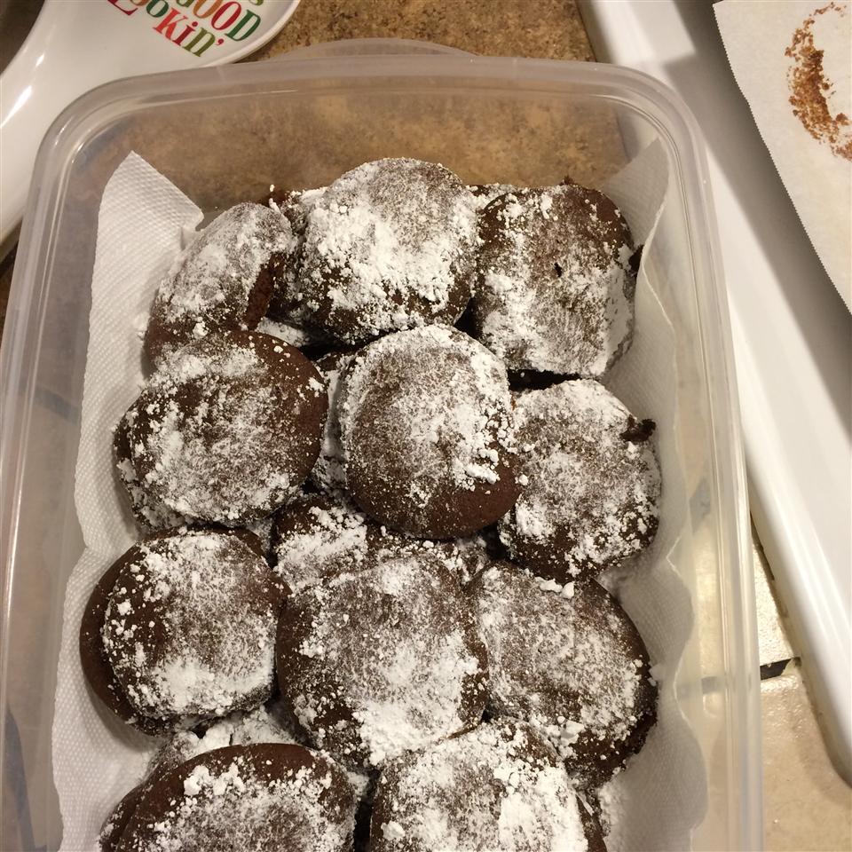 Aunt Sally's Cocoa Drops hatchet644