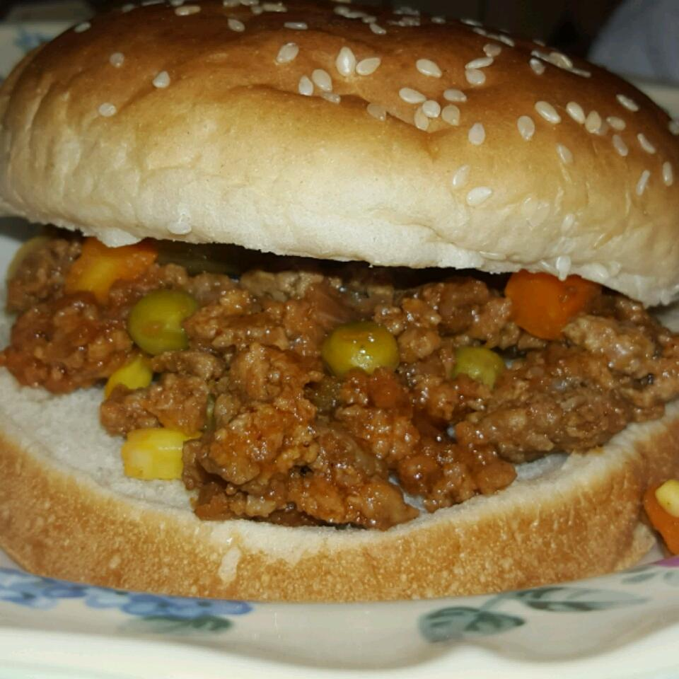 Sloppy Joe Sandwiches Momenterprizes Etcinc