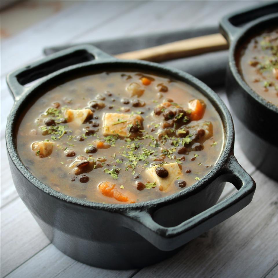Hearty Lentil Soup I