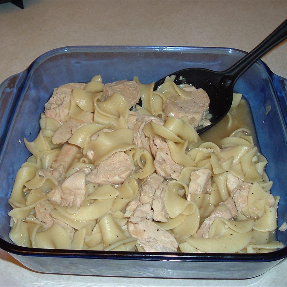 Super Easy Chicken Noodle Soup Norma Cummins