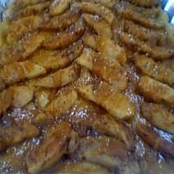 caramel apple cookie dessert recipe