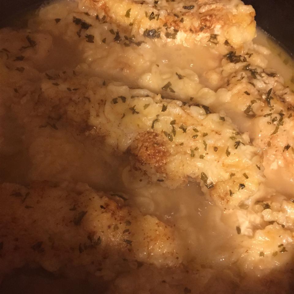 Famous Chicken Francaise Tasha