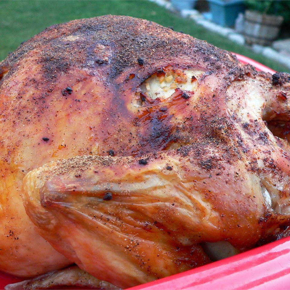 Masala-Spiced Roast Chicken Countess