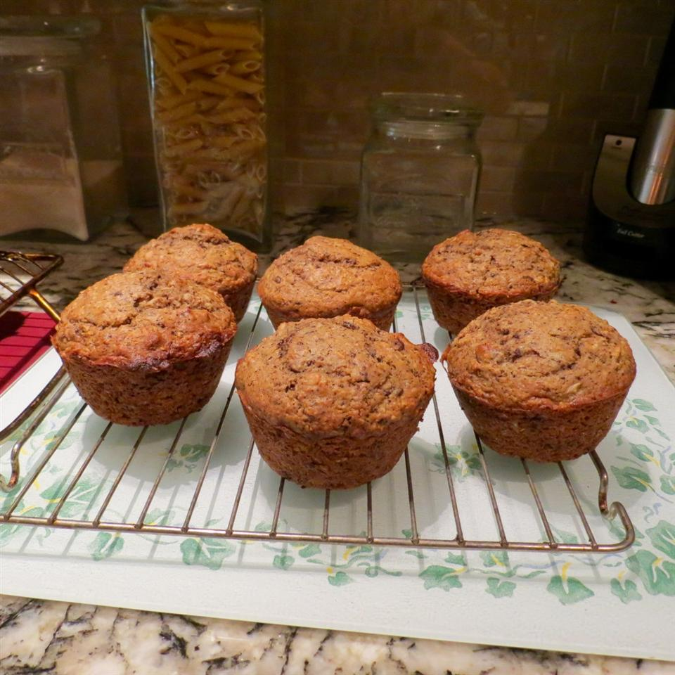 Buttermilk Oatmeal Muffins Summerpls