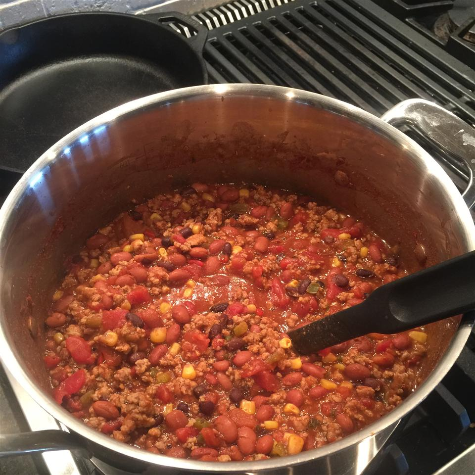 Firehouse Station 2 Healthy Chili laurie ray