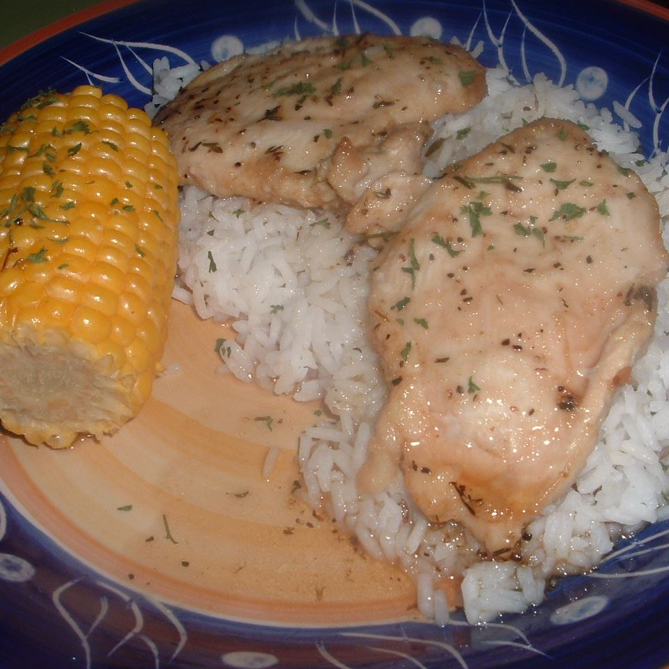 Honey Mustard Chicken J.C.Winters