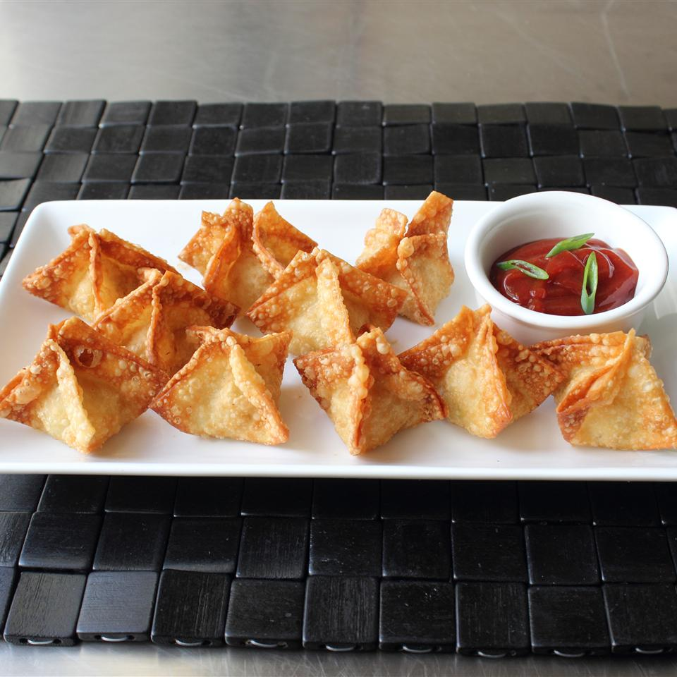 Chef John S Crab Rangoon Allrecipes