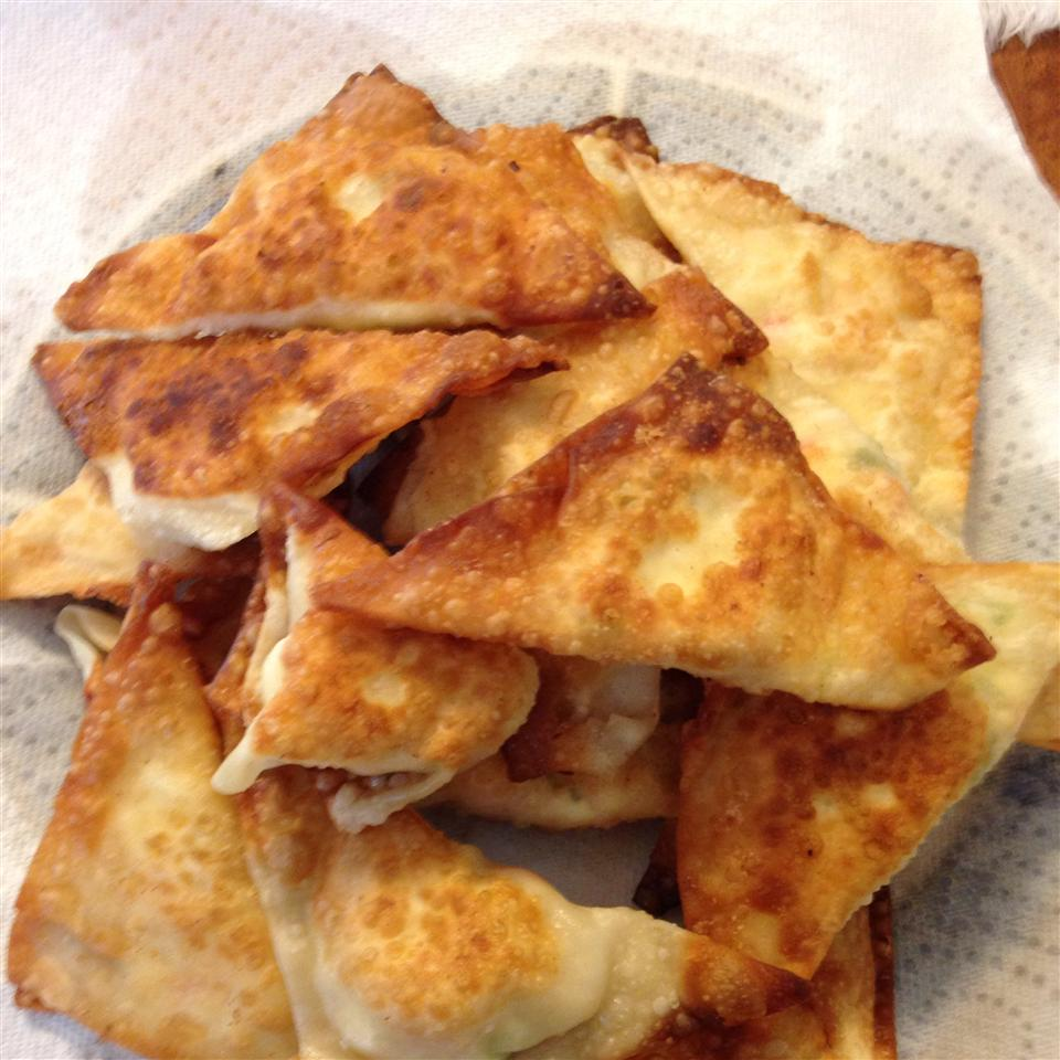 Baked Crab Rangoon from PHILADELPHIA® Cheryl Pierce