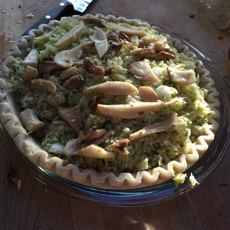 Russian Vegetable Pie Blacjaguar