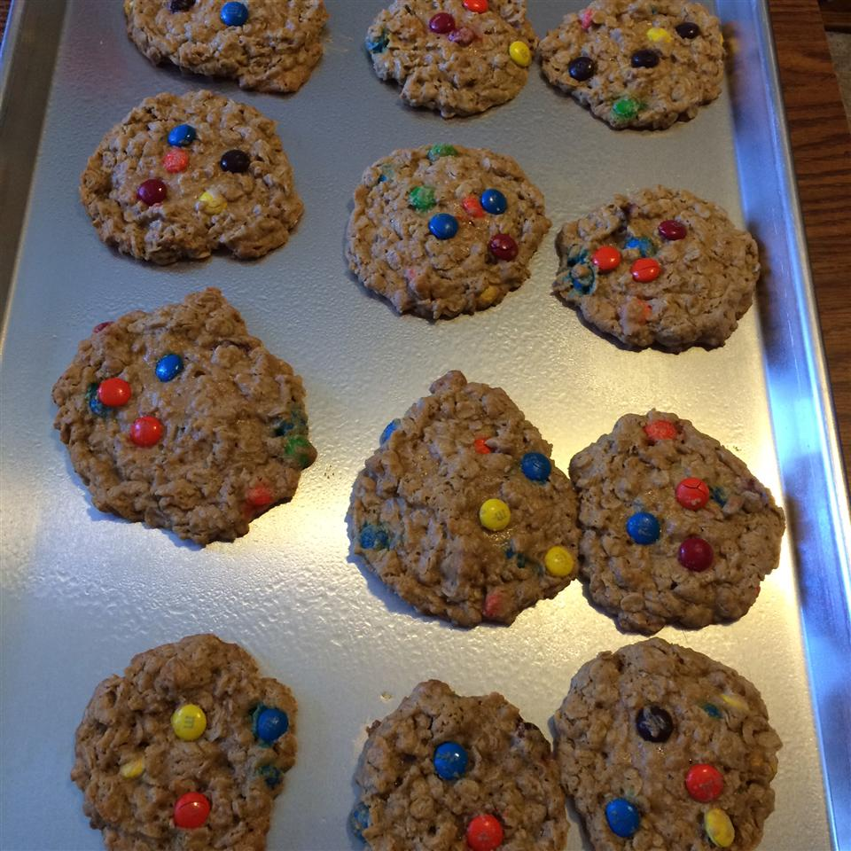 Monster Cookies I Cory