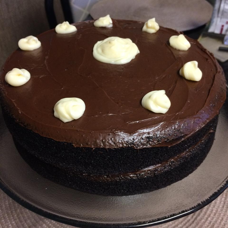 Devil's Food Cake I Debra Steward