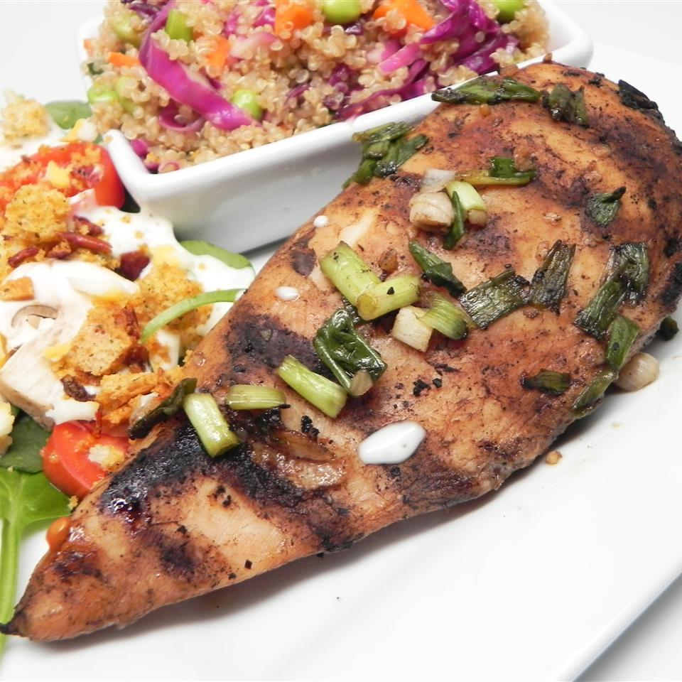 Fast Grilled Chicken Breast Marinade