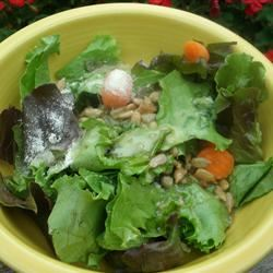Basil Vinaigrette Dressing Scotdog