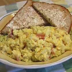 Super Scrambled Eggs Number One
