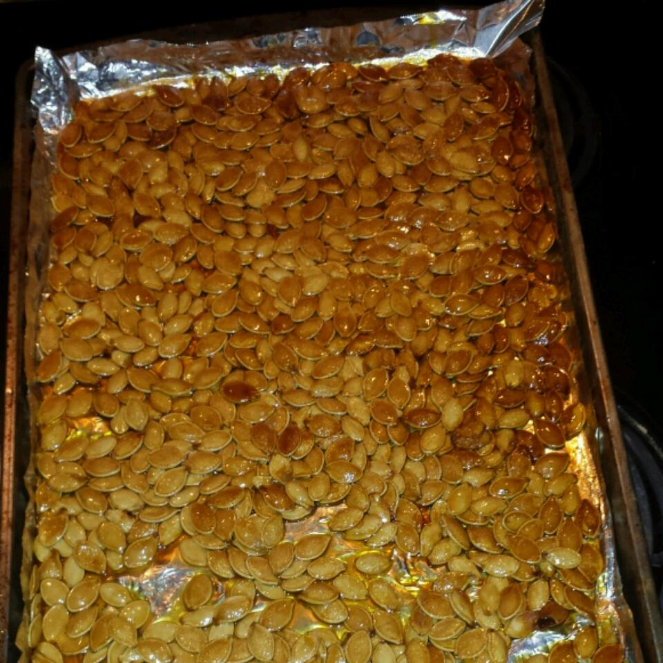 Honey Pumpkin Seeds natrian