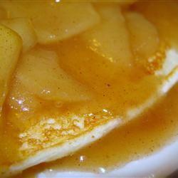 Sauteed Apples BreeAnn