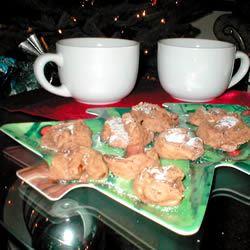 Coffee Shortbread Cookies Mickey's